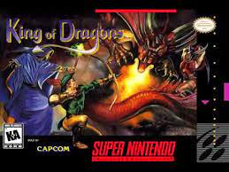The King of Dragons - SNES