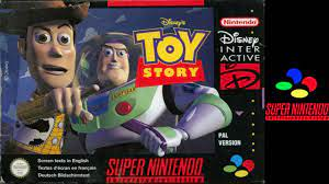 Toy Story - SNES