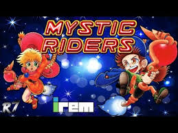 Mystic Riders - MAME4droid