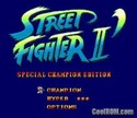 Street Fighter II - Champion Edition - MAME